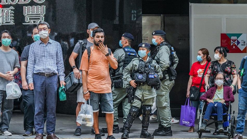 U.S. Tech Giants Shift Hong Kong, China Strategies Over Security Law
