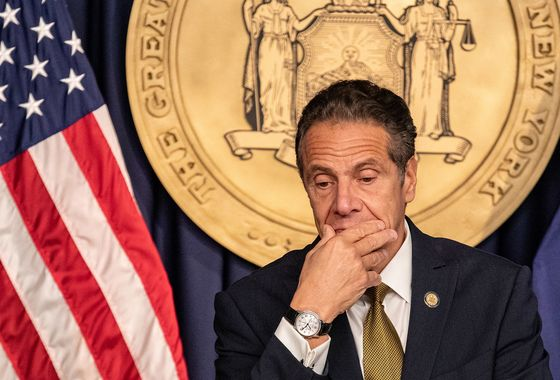 Cuomo Lawyer to Ask N.Y. Attorney General to Correct Report