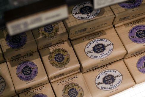 L'Occitane Profit Increases 22% on China Stores