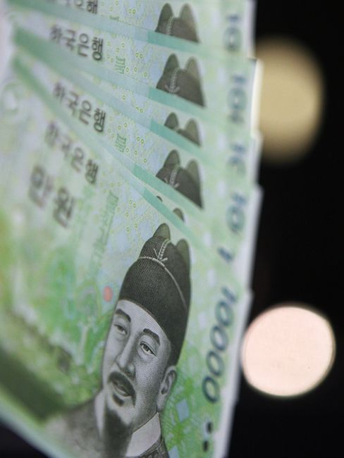Currency Controls Rising on Korea Audit, Brazil Taxes