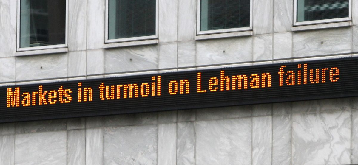 collapse of lehman brothers The fall of lehman brothers - a cnbc special report 12:19 pm et tue, 3 aug 2010 the progression of the economy has moved from a recession to a credit crisis to a financial panic back to a recession.