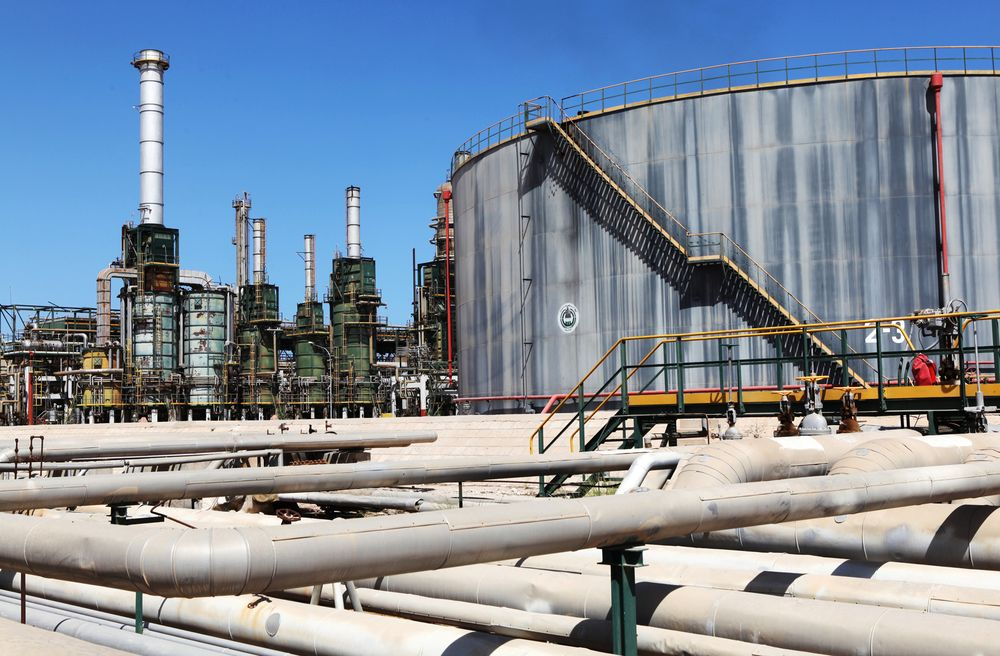Libya Oil Output at Lowest in Five Months as Some Exports