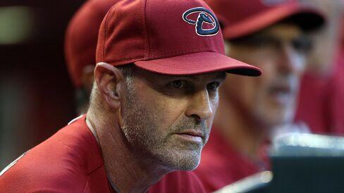 Former MLB MVP Kirk Gibson