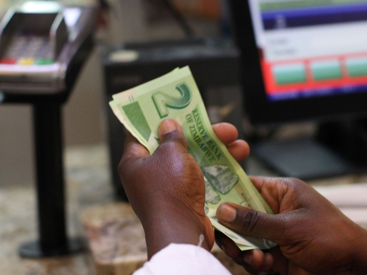Zimbabwe's Currency Rout Makes Argentina's Seem Like a Blip