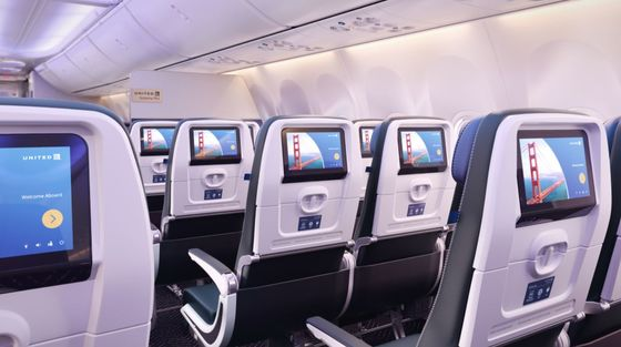 United Goes All-In on Premium Flyers With 270 Jets, Upgrade