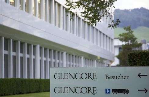 Glencore Offers Concessions in EU Review of Xstrata Deal