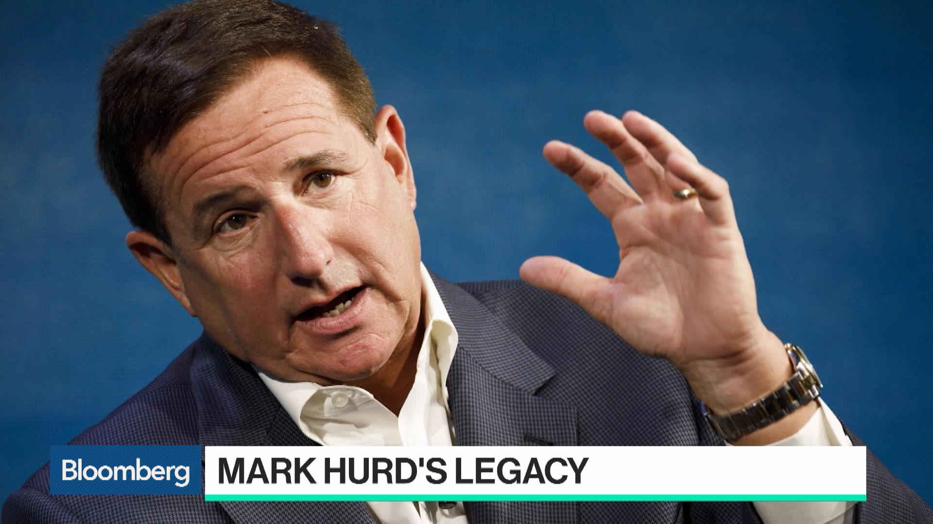 Remembering Oracle CEO Mark Hurd's Legacy