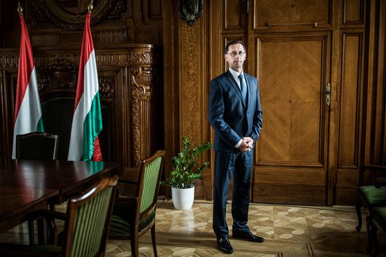 Hungary Pours Cold Water on Stimulus Speculation as Risks Deepen