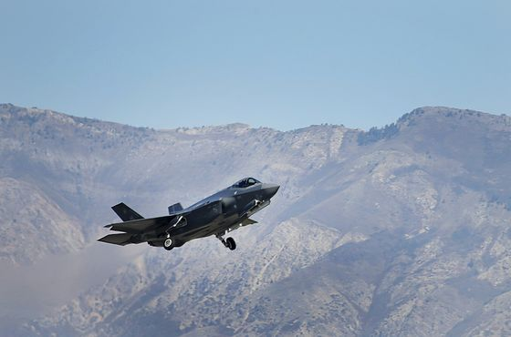 F-35 Defects Must Be Fixed Before Full-Production, GAO Says