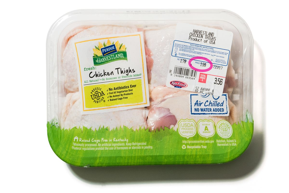 That Chicken From Whole Foods Isn't So Special Any More - Bloomberg