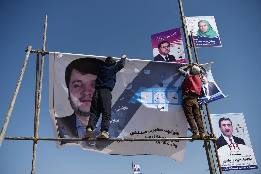 Taliban Vows to Block Parliamentary Elections in Afghanistan
