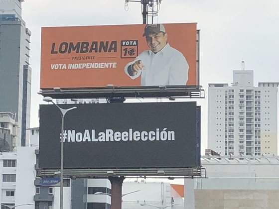 Throw the Bums Out: Anti-Establishment Fever Sweeps Into Panama