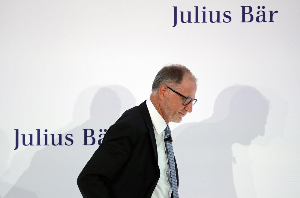 Who Will Replace Julius Baer Ceo Bernhard Hodler Shortlist