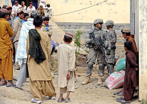 U.S. Nation-Building Afghanistan
