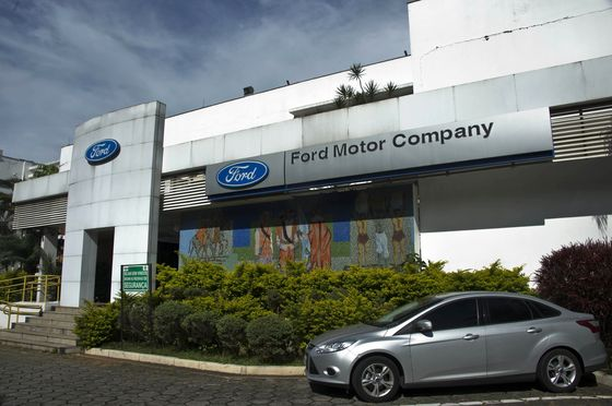 Ford Deals a Blow to Bolsonaro With Plan to Shutter Brazil Plant