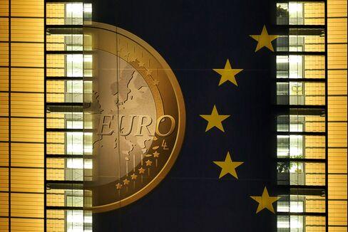 Euro Falls to 15-Month Low Versus Dollar