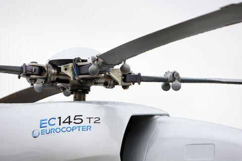 Eurocopter Rides U.S. Chopper Market Recovery to Record Revenue