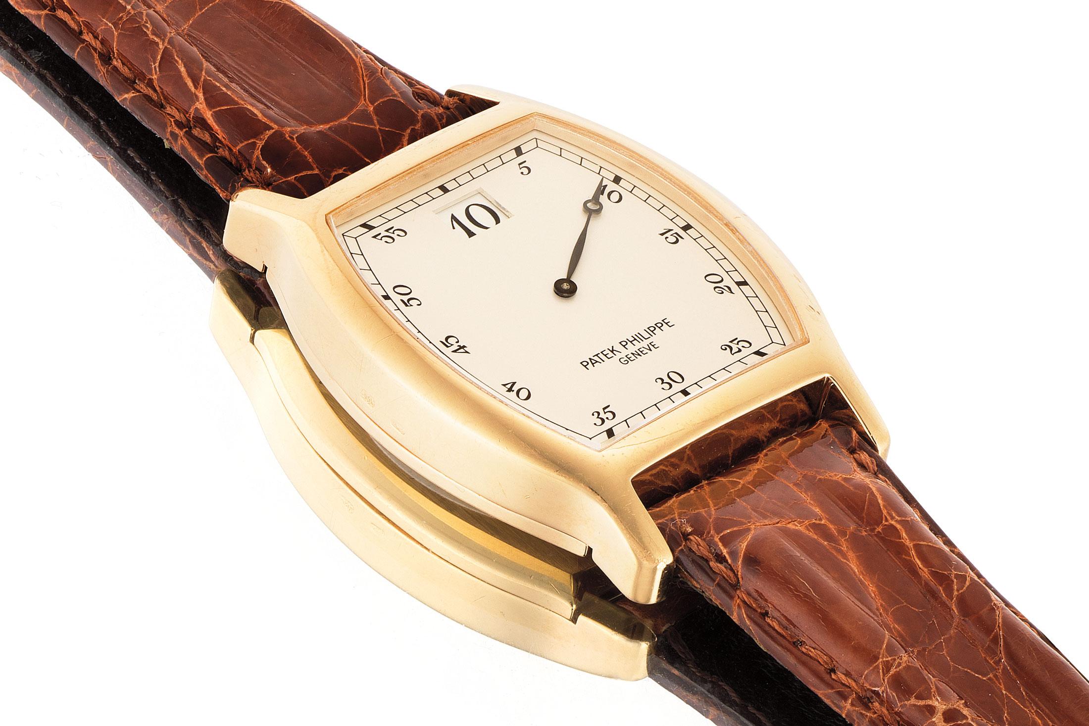 Patek Philippe Jump Hour Anniversary Watch (Lot 12)