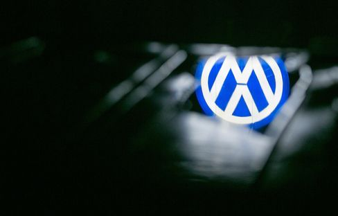Volkswagen AG Headquarters As Pollution Scandal Spreads