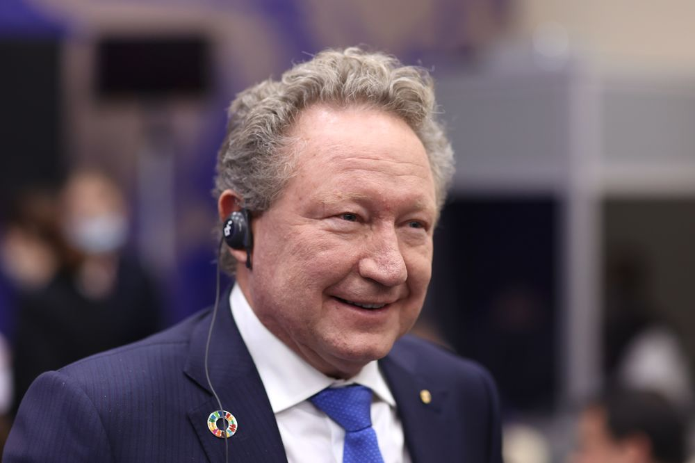 andrew forrest bitcoin trading
