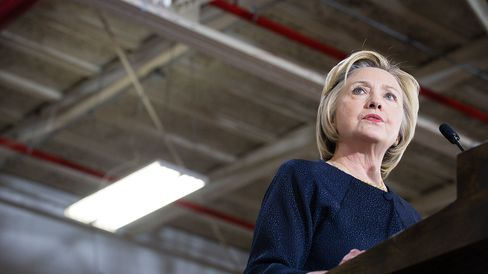 Clinton: I will introduce campaign finance amendment in first 30 days