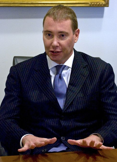 DoubleLine Capital CEO Jeffrey Gundlach
