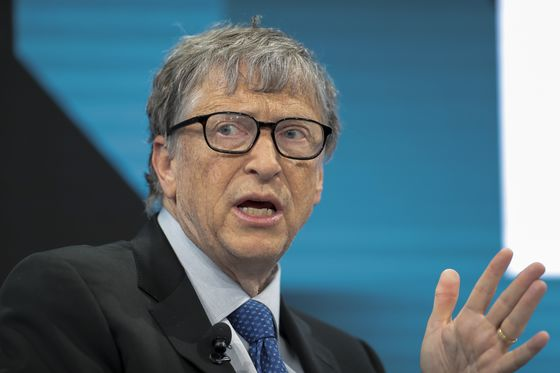 Bill Gates Says Virus Death Toll May Not Reach Experts' Worst Case