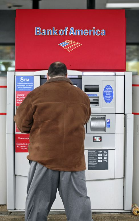 Bank of America to Take $2 Billion Charge