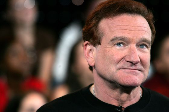 Robin Williams's Memorabilia, Art to Be Auctioned by Sotheby's
