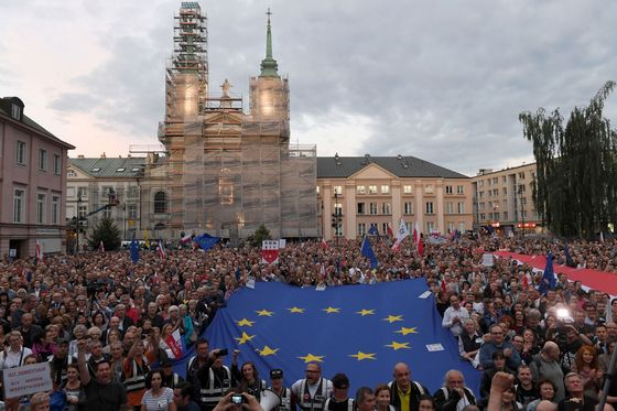 Clashing With Europe Costs Poland