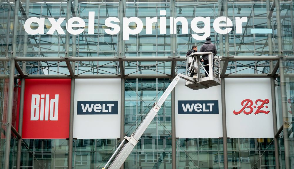 d1fbee48dd KKR in Talks With Family to Take Axel Springer (SPR GY) Private ...