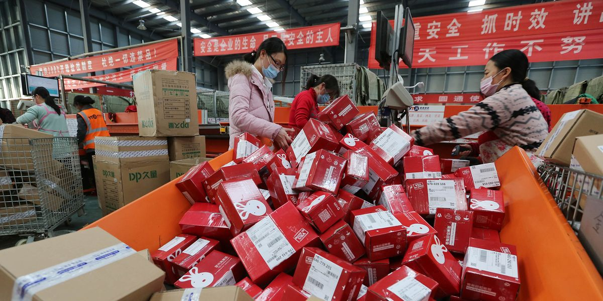 How Singles' Day Became Biggest Shopping Spree Ever