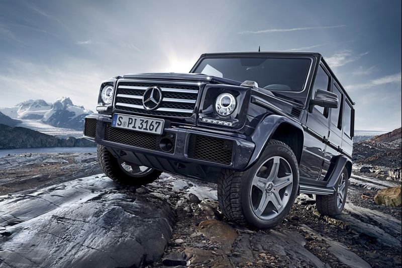 mercedes g wagon review bloomberg 01 - Mercedes G65 Amg 66
