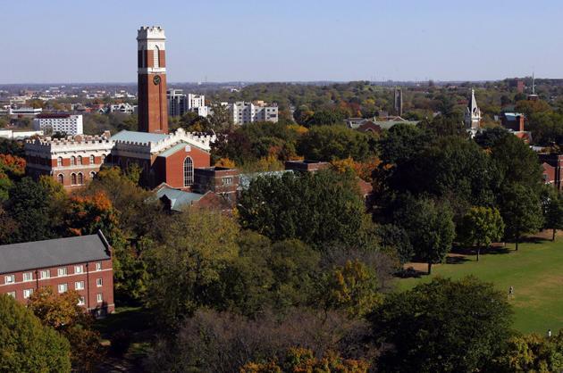 19. Vanderbilt University