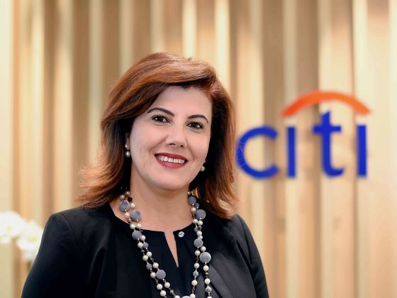 Citigroup Names Antonios as First Female Head of MENA Business