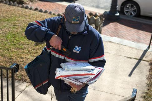 Don't Blame the Internet for the Post Office Blues