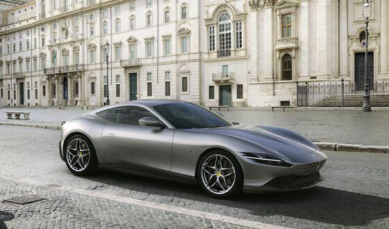 Ferrari Boosts 2020 Profit Estimate After Record Car Sales