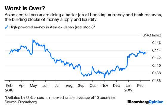 Drip. Drip. Asia's Liquidity Taps Start to Gurgle