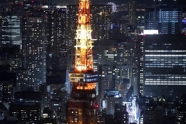 Tokyo Cityscapes As Japan's Inflation Target Remains Out Of Reach