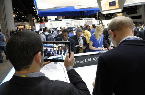 Samsung Wins Australia Round of Apple Fight Over Tablet