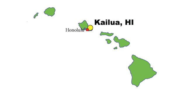 Most Expensive Suburb in Hawaii: Kailua