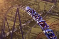 relates to Theme Parks Bet We'll All Need a Good Scream After the Pandemic Ends