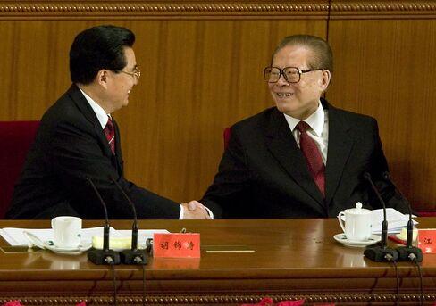 Ex-China President Jiang Zemin Critically Ill