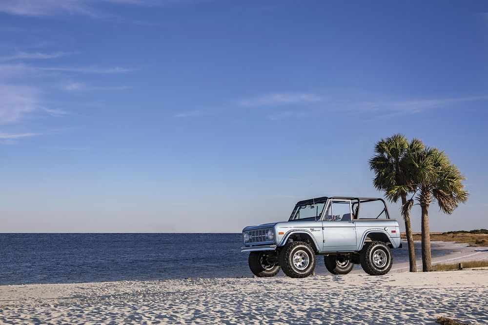 New Ford Bronco >> 2020 Ford Bronco Fever Heats Up With Six Figure Vintage Restomods