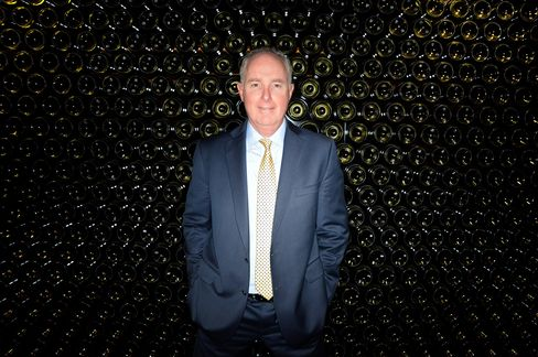 Treasury Wine Estates Ltd. Chief Executive Officer Mike Clarke