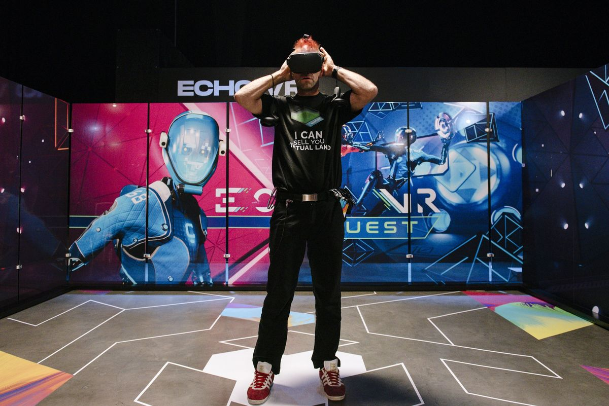 Facebook Explores Integrating Oculus Workouts With Apple Health