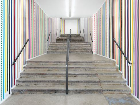 Hauser & Wirth's 18th Street gallery in New York.