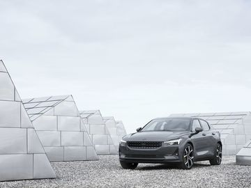 Volvo Polestar 2: All-Electric Luxury Car Priced to Tesla