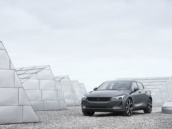 The Polestar 2 Is Priced to Beat Tesla's Best-Selling Model 3