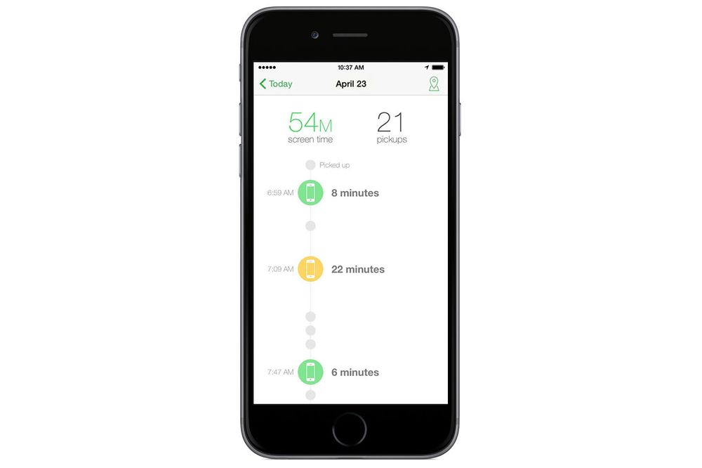 Five Phone Apps That Will Keep You Off Your Phone - Bloomberg